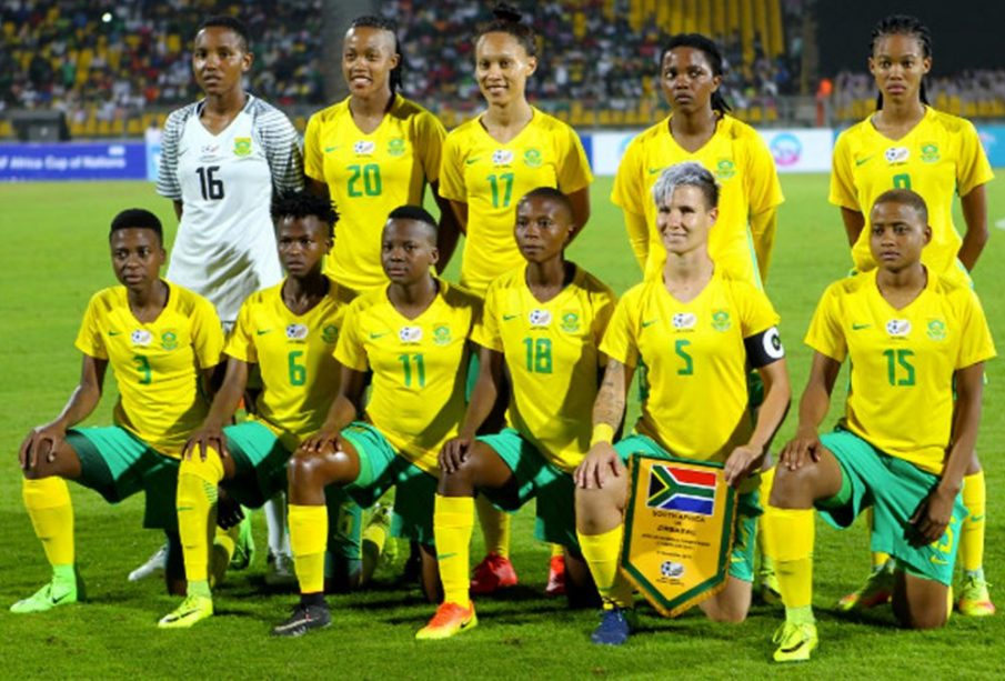 South Africa women's football team to get equal pay as their men ...