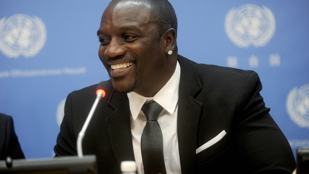 Akon targets Senegal's tourism in latest African project – The Voice