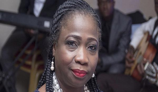 Chairperson, Nigerians in Diaspora Commission, Abike Dabiri-Erewa